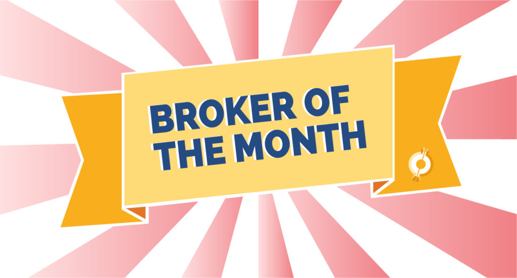 Broker of the month June