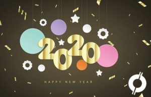 Happy new year 2020 coincompare