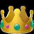 Crown apple emoji at CoinCompare