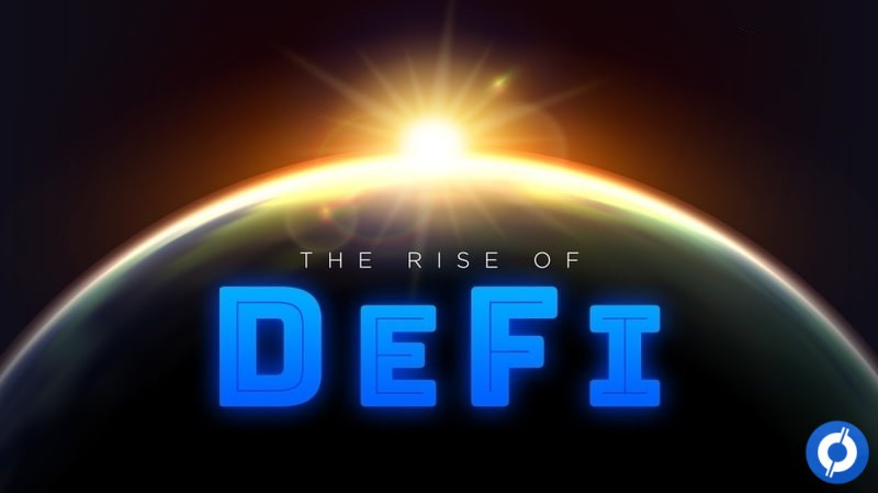 Rise of DeFi with the sunset at CoinCompare