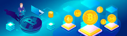 mining-van-crypto-in-de-blockchain